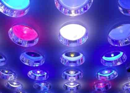 Проектирование оптических систем освещения